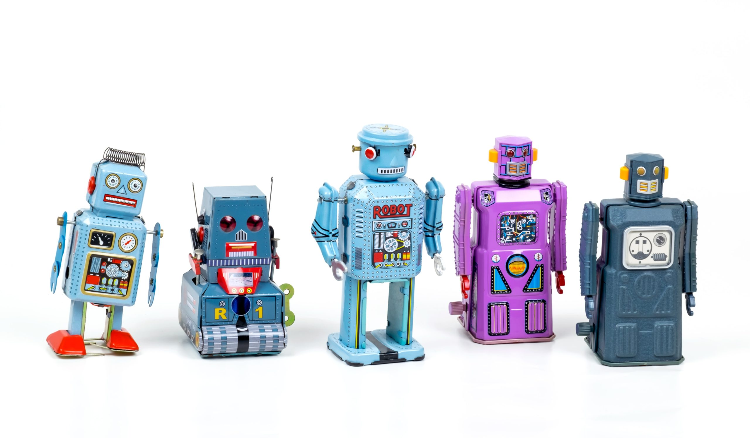 AI・ロボット